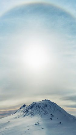 papers.co-ne32-mountain-wonderful-snow-winter-halo-sky-blue-33-iphone6-wallpaper