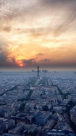 papers.co-ne41-eiffel-tower-sky-view-paris-france-vacation-sunset-33-iphone6-wallpaper