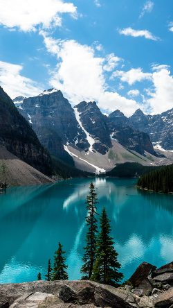 papers.co-ne69-lake-louise-mountain-lake-fantastic-nature-33-iphone6-wallpaper
