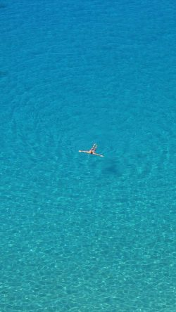 papers.co-nf41-ocean-sea-blue-swim-vacation-simple-33-iphone6-wallpaper
