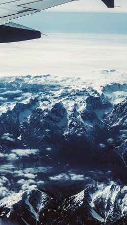 papers.co-nh43-airplane-sky-mountain-snow-ice-nature-33-iphone6-wallpaper