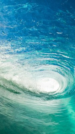 papers.co-nj05-wave-cool-summer-vacation-ocean-blue-green-33-iphone6-wallpaper