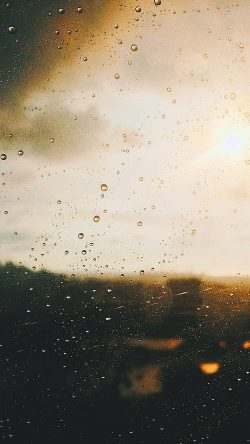 papers.co-nj56-rain-window-day-sunlight-bokeh-33-iphone6-wallpaper