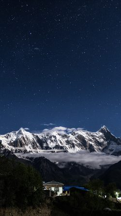 papers.co-nk74-night-mountain-blue-sky-space-star-33-iphone6-wallpaper