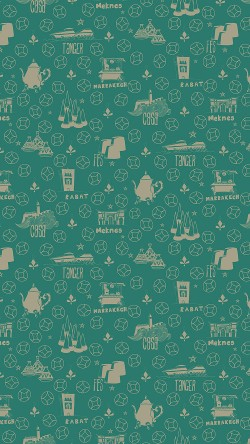 Morocco Patterns