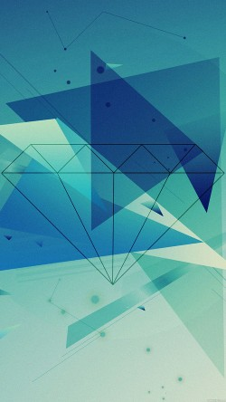 papers.co-vb89-wallpaper-diamond-blue-illust-graphic-art-33-iphone6-wallpaper