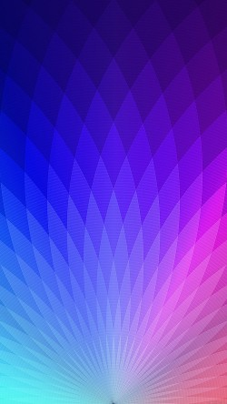 papers.co-vb92-wallpaper-rainbow-blue-lights-patterns-art-33-iphone6-wallpaper