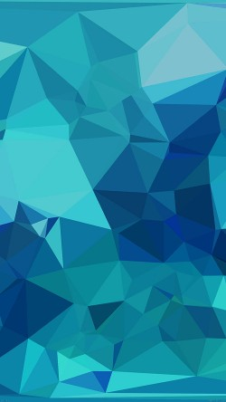 papers.co-vc96-triangle-of-blue-patterns-33-iphone6-wallpaper