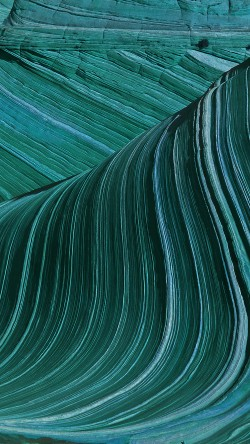 papers.co-ve42-swirling-patterns-wave-green-mountain-nature-33-iphone6-wallpaper