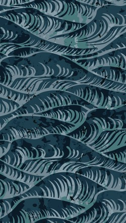 papers.co-ve51-wave-ocean-pattern-art-33-iphone6-wallpaper