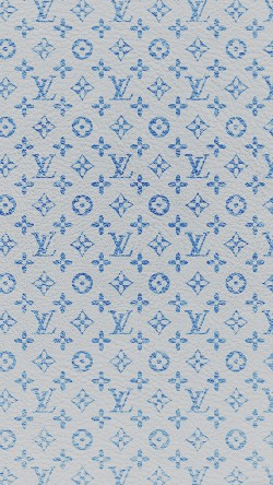 papers.co-vf21-louis-vuitton-blue-pattern-art-33-iphone6-wallpaper