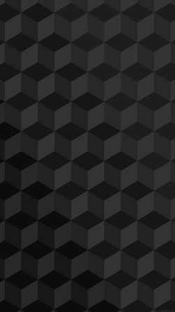 papers.co-vg40-polygon-dark-bw-art-graphic-pattern-33-iphone6-wallpaper