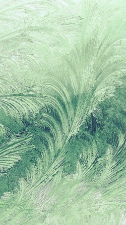 papers.co-vi84-winter-snow-window-cold-pattern-green-33-iphone6-wallpaper