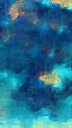 papers.co-vl24-samsung-galaxy-blue-texture-art-oil-painting-pattern-33-iphone6-wallpaper