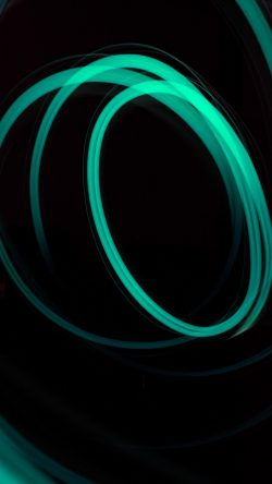papers.co-vo47-circle-light-dark-green-pattern-33-iphone6-wallpaper