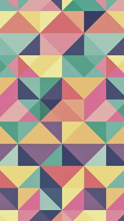 papers.co-vp25-abstract-polygon-art-pattern-rainbow-33-iphone6-wallpaper