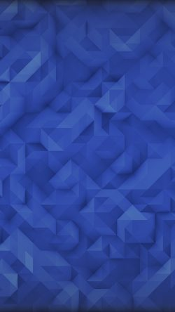 papers.co-vp33-polygon-art-blue-triangle-pattern-33-iphone6-wallpaper