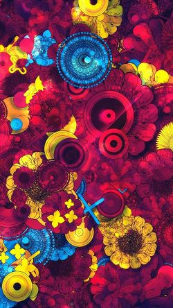 papers.co-vq58-abstract-art-red-blue-yellow-color-pattern-33-iphone6-wallpaper