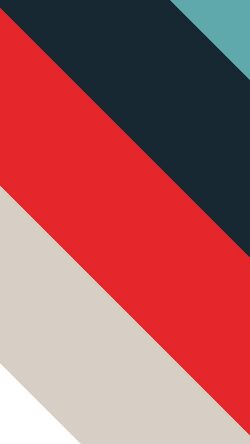 papers.co-vs39-blue-red-stripe-minimal-pattern-33-iphone6-wallpaper