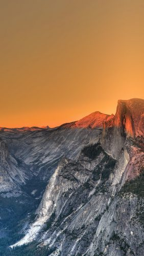 mm26-yosemite-mountain-art-orange-sky-nature